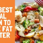 The Best Meal Plan To Lose Fat Faster
